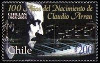 114ÈME ANNIVERSAIRE DE LA NAISSANCE DE CLAUDIO ARRAU