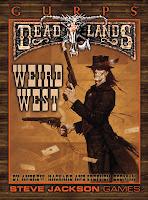 Deadlands - Capa da Versão GURPS