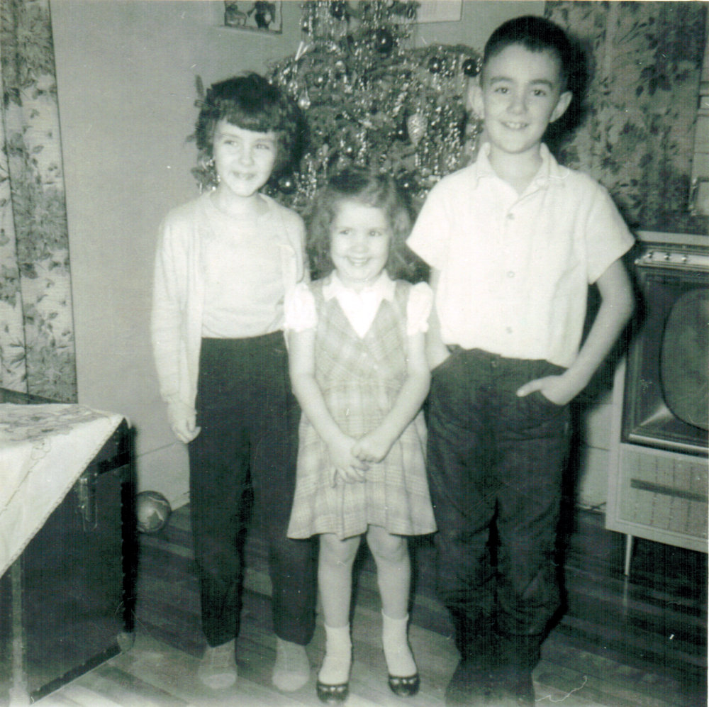 Christmas circa 1961