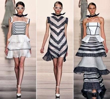 Tendências de moda primavera/verão 2014 - Vídeo,dicas, fotos e modelos