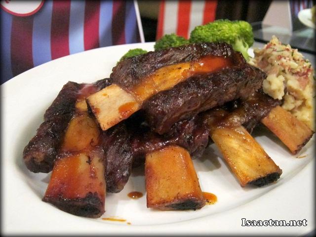 #3 Bountiful Beef Ribs - RM53.90