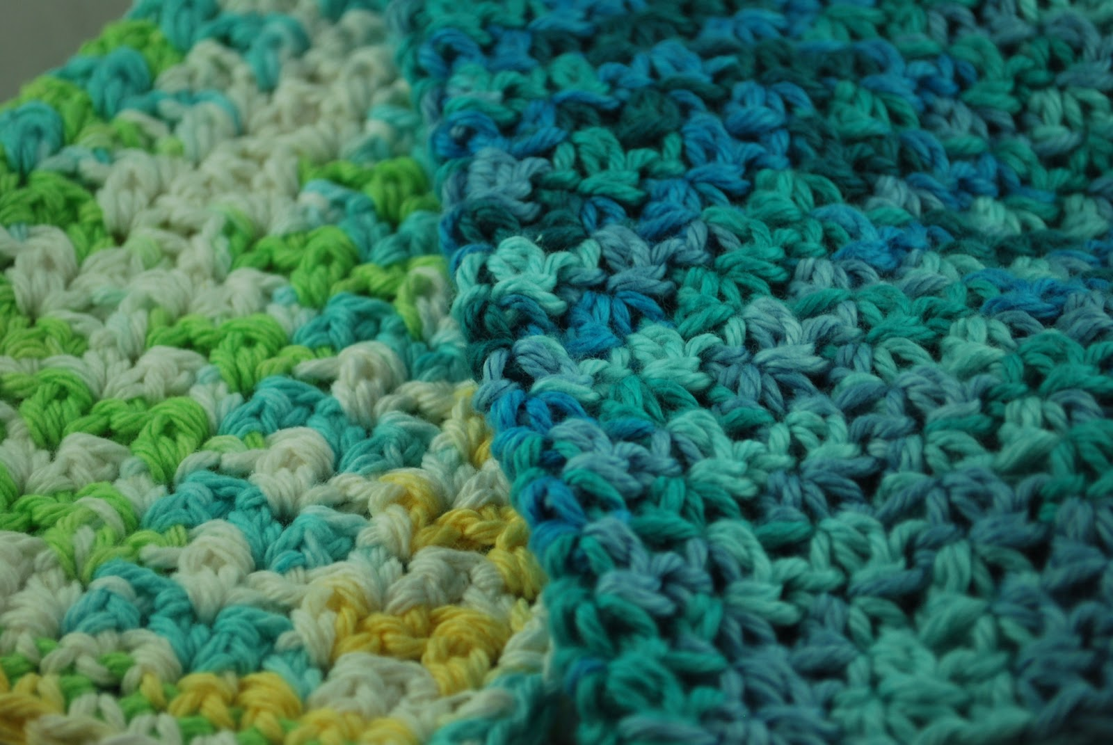 Made By Smree: Pattern Recommendation: 29 Stitches Dishcloth