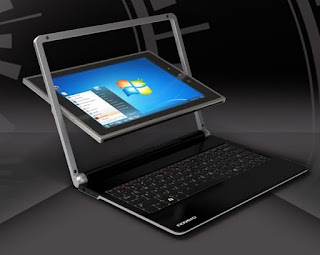 Novero Solana Netbook with Dual-Core Intel Atom N2600 CPU