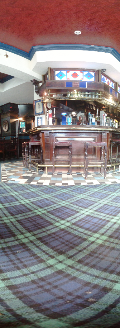 Stirling Castle Bar, Glasgow