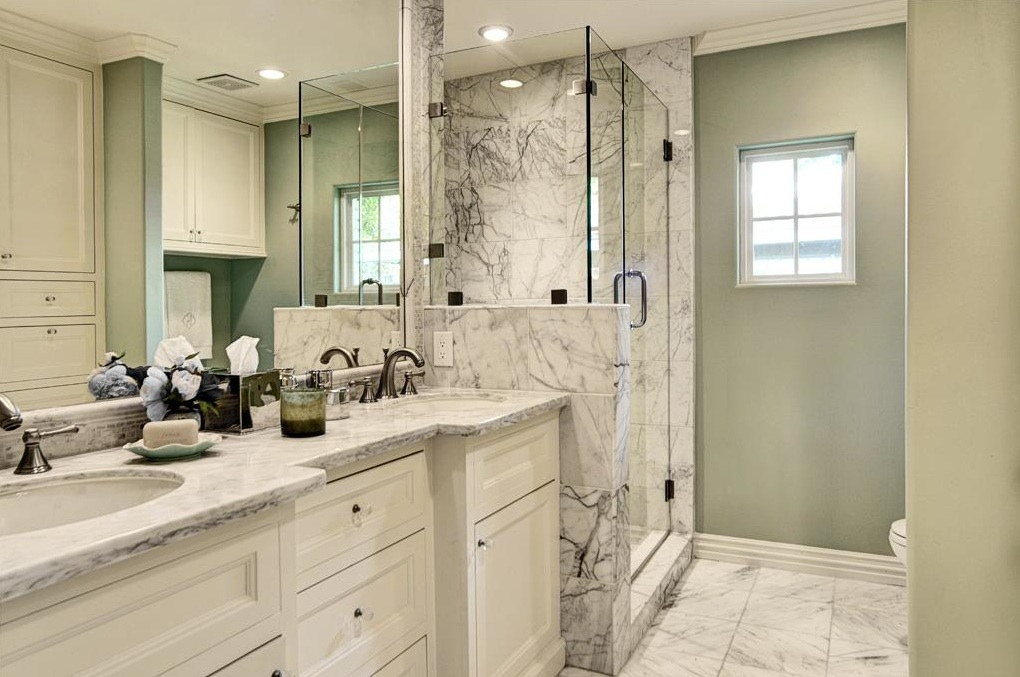Simple 60 master bathroom 10 x 12 inspiration of free for Ranch bathroom design