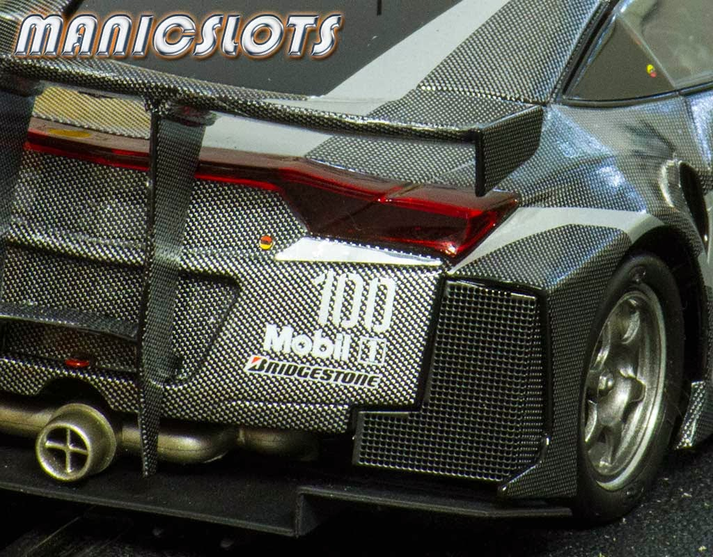 ManicSlotsu0027 Slot Cars And Scenery: REVIEW: Scaleauto HSV 010 U0027Presentationu0027