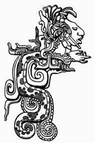 el dios maya Kukulkan