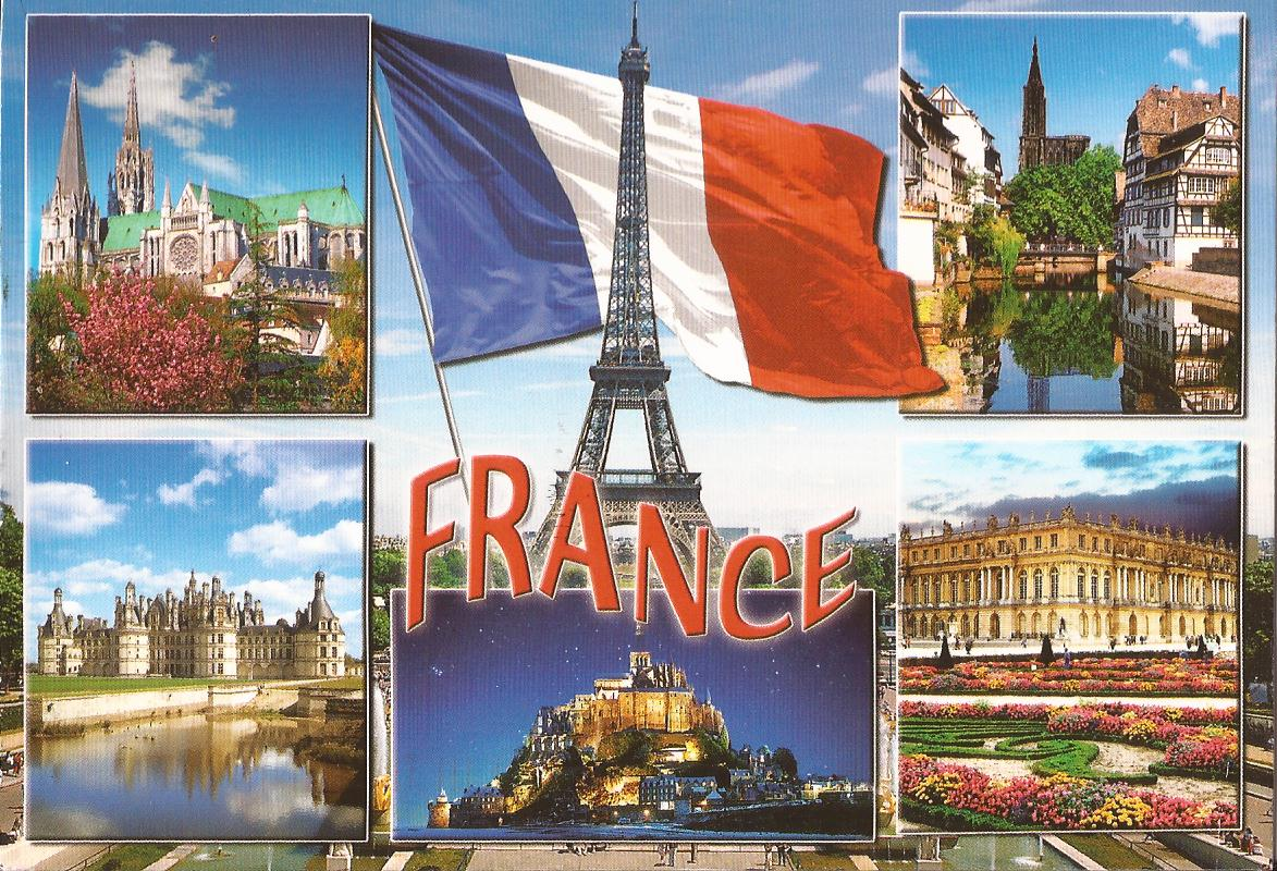 Image result for postcards france