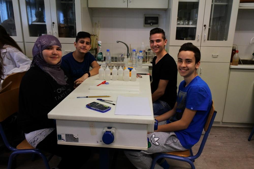 Διαγωνισμός πειραμάτων Φυσικής Γυμνασίων