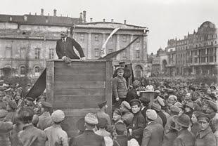 Viva a Revolução de Outubro!<br> #100anos