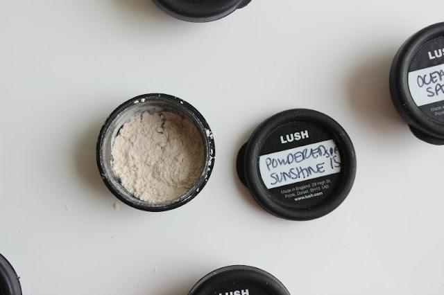 Mini Lush Product Reviews