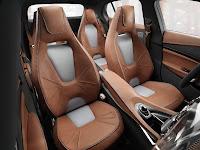 Mercedes-Benz Concept GLA seats