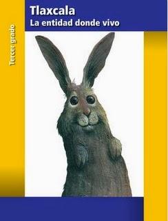 Tlaxcala La Entidad Donde Vivo Tercer Grado (2014-2015) Libro de Texto PDF