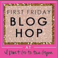 I Don't Go to the Gym Blog Hop