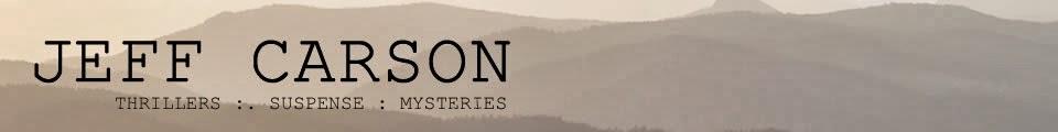 Jeff Carson Books