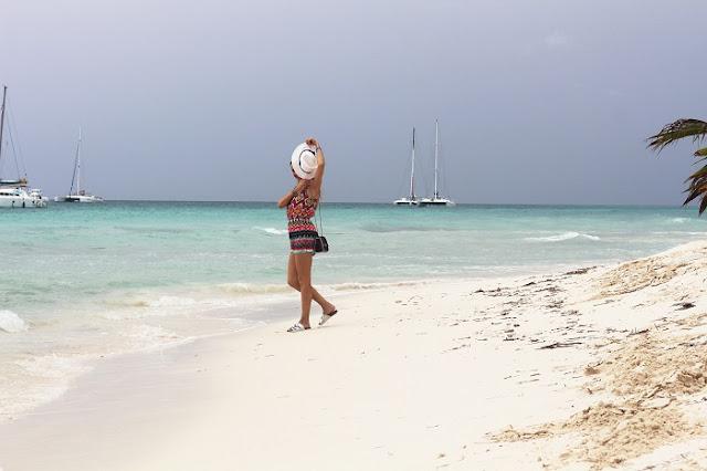 Tal como vos tinha prometido, aqui está o vídeo com um pequeno resumo das nossas férias na República Dominicana. Espero que gostem!! Punta Cana. Isla Saona. Style Statement. Blog de moda portugal.
