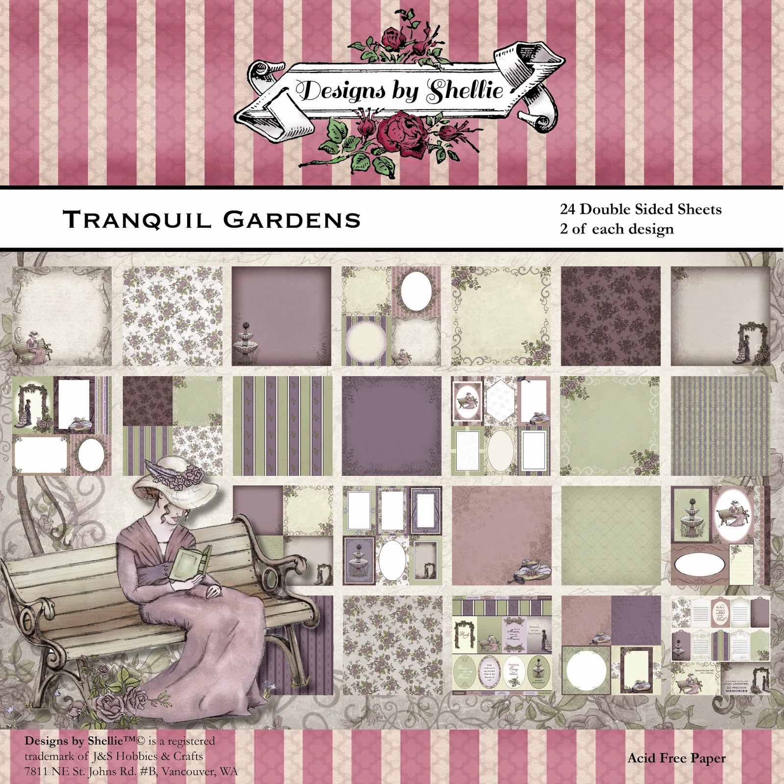 Designs by shellie designs by shellie tranquil garden 12 for Tranquil garden designs