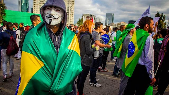 Mais revelações da Agenda ILLUMINATI por trás da onda de protestos no Brasil e em todo MUNDO!