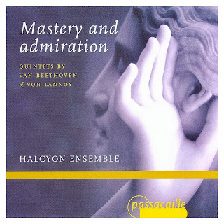 Mastery and Admiration - Quintets