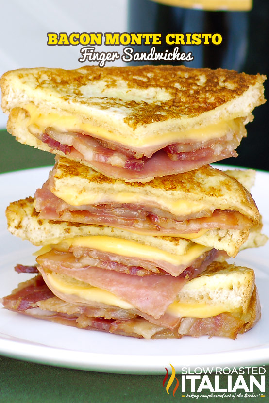 Monte Cristo Recipe — Dishmaps
