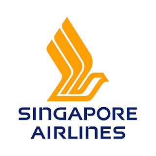 logo maskapai penerbangan singapore airlines