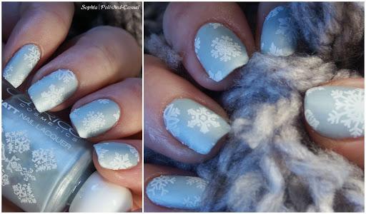 Catrice Rock-o-Co C02 Lilas Bleus & Snowflake Stamping