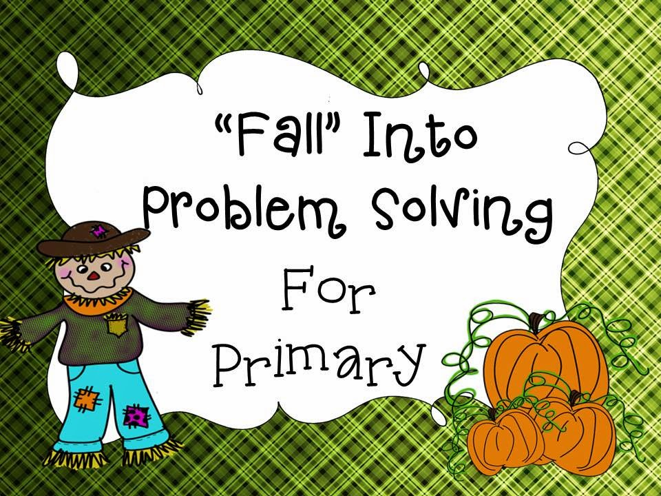 http://www.teacherspayteachers.com/Product/Fall-Into-Problem-Solving-Primary-912701