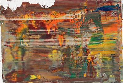 Abstract Painting (894-2) (2005) by Gerhard Richter