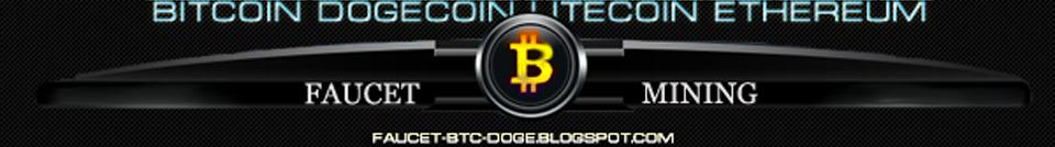 Faucet bitcoin - cloud mining