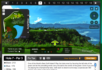 FORE! Golf comes to the Chrome Web Store