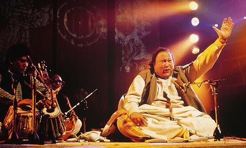 Nusrat Fateh Ali Khan Top 10 Qawwali List Mp3 Free Download