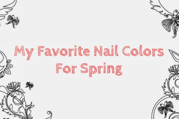 nail colors for spring 2014, latest nail polish 2014, Pakistani beauty blog