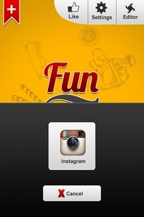 FunFx application for iOS user, photo editing, photo editing for iOS smartphone