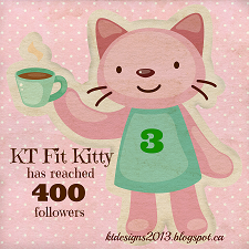 Congratulations, Kitty! 400 followers