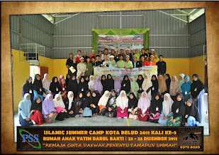 Islamic Summer Camp(ISC) 2011
