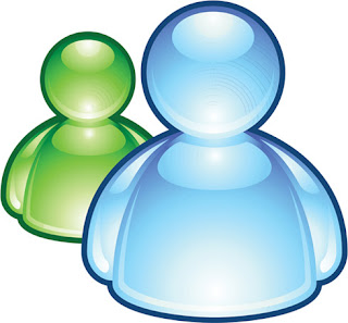 Ícone inesquecível do MSN Messenger