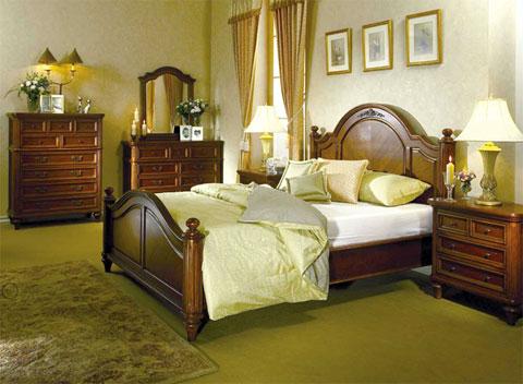 Phòng ngủ lãng mạn theo phong cách Thái Lan