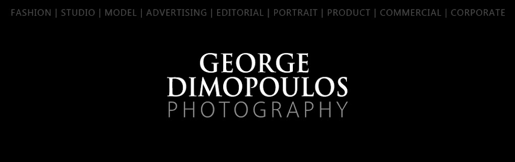 GEORGE DIMOPOULOS : Creativity with Passion! Fashion | Wedding | Studio | Commercial Photography