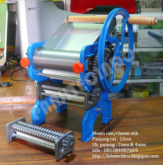 Lobsterbiru Mesin Mie Cheese Stick Mixer Roti Bisnis Ukm