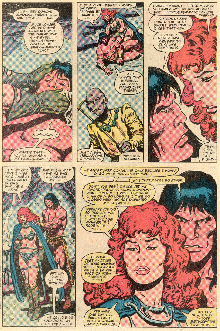Conan the Barbarian (1970) Issue #115 #127 - English 30