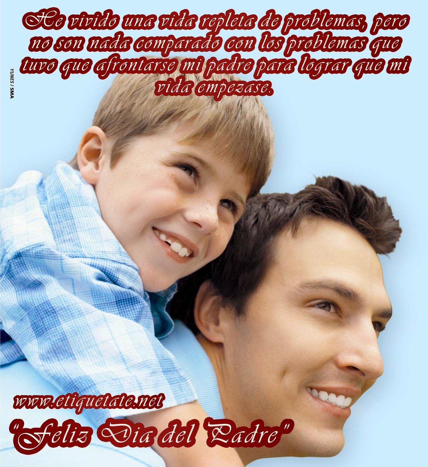 los mejores textos, tarjetas t mensajes para el dia del padre con imágenes hermosas