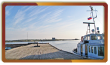 Сёмга в Белом море есть - в этом убедились нижегородские рыбаки!