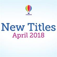 Noutatile lunii Aprilie