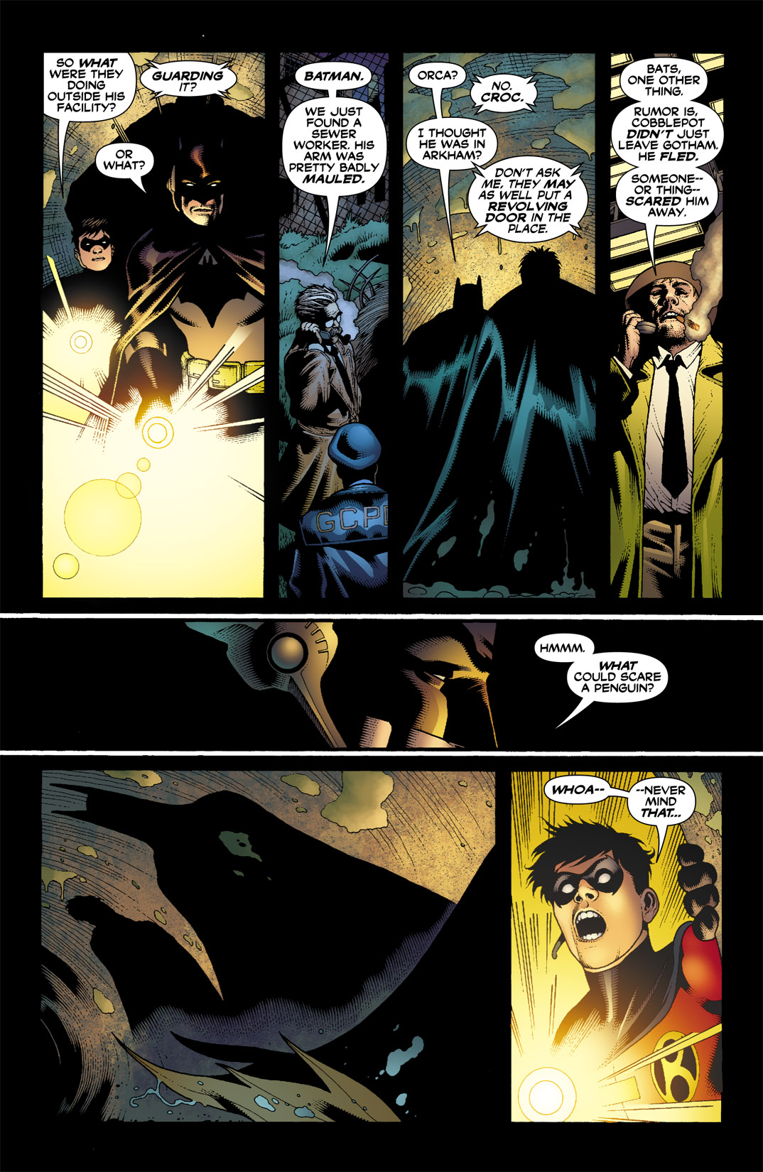 Detective Comics (1937) Issue #819 Page 7