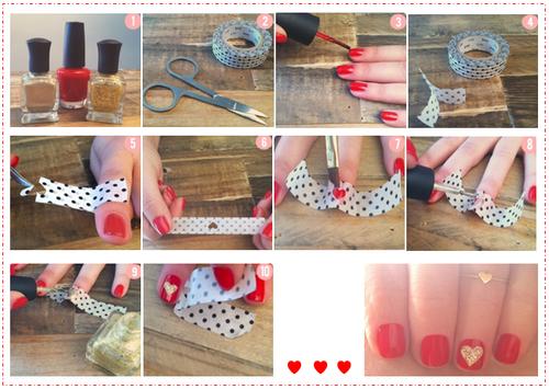 Nails Arts Tutorials: