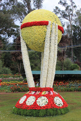 World Cup in Flower Show