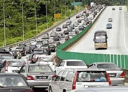 Trafik Di Lebuhraya PLUS