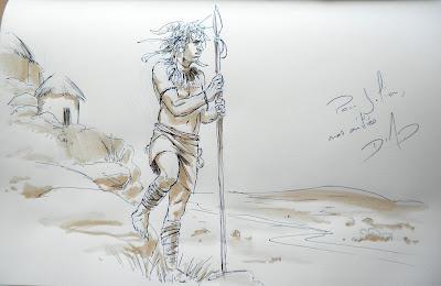 JujuGribouille: la dedicace de DimD