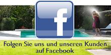 Auf unserer Facbook-Seite finden Sie weitere Bilder von Swimmingpools unserer Kunden