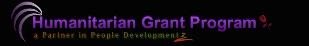 Humanitarian Grant Program